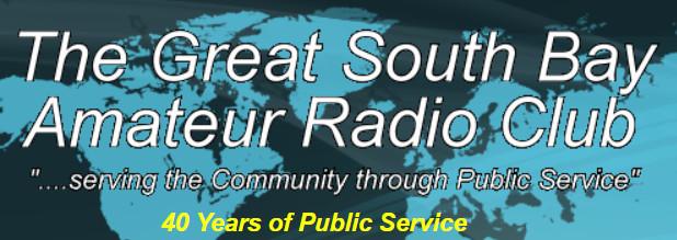 Great South Bay Amateur Radio Club